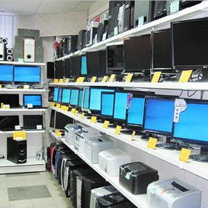 Компьютерные магазины Левокумского