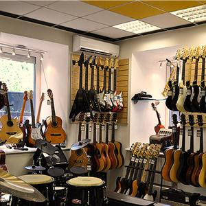 Музыкальные магазины Левокумского