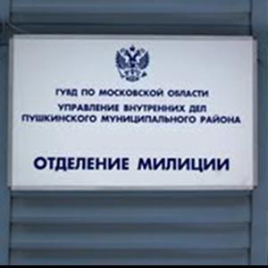 Отделения полиции Левокумского