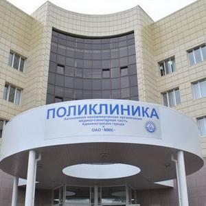 Поликлиники Левокумского