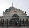 Железнодорожные вокзалы в Левокумском