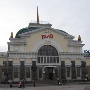 Железнодорожные вокзалы Левокумского